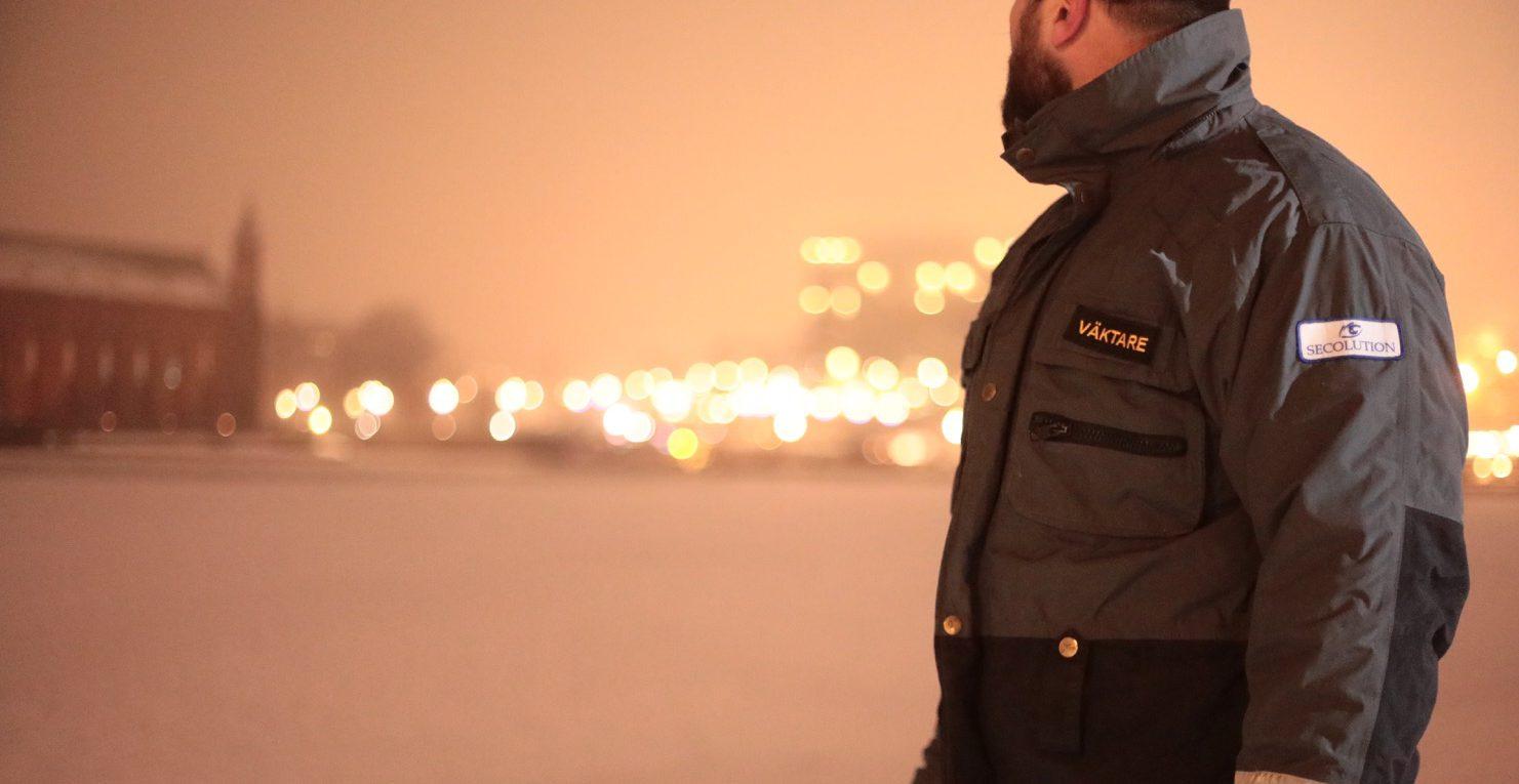 Väktare för bevakning i Stockholm